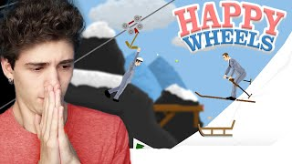 LO SLITTINO della M0RTE. - Happy Wheels [Ep.165]