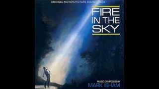 Fire In The Sky - White Mountains, Arizona