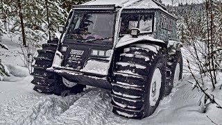 We Take The Sherp To The Mountains!