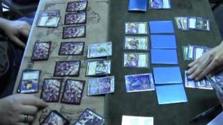 Kaijudo - KMC Hartsville, SC (Top 8) Spencer Swan vs Brandon Morris (LWD Control vs LWDN)