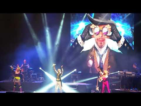 DJ BOBO-LOVE IS AROUND LIVE@MISTORIAL TOUR IN TALLINN SAKU SUURHALL 30.09.2017