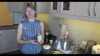Рецепт кедрового молока и молочного коктейля на его основе!