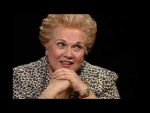 Marilyn Horne Interview on Charlie Rose (1993)