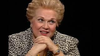 Marilyn Horne Interview on Charlie Rose 1993