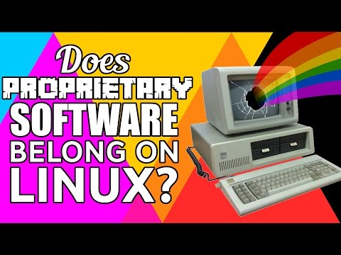 Proprietary vs. Free Software: My Thoughts