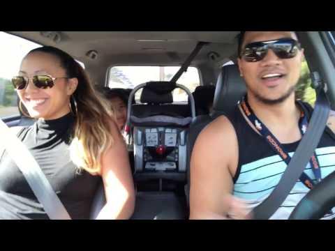 How to dance #icarltonchallenge and carpool karaoke with the Baybayan's