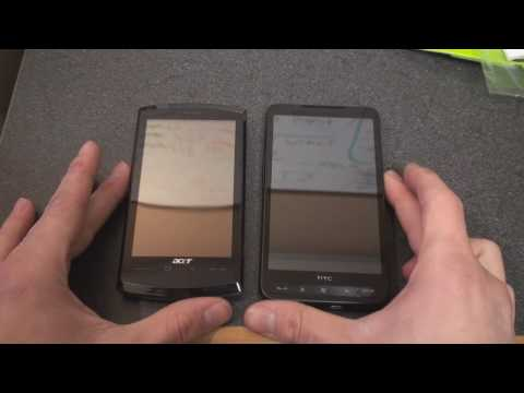 HTC HD2 Unboxing