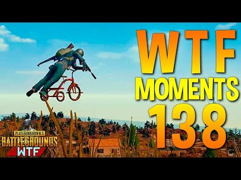PUBG WTF Funny Moments Highlights Ep 138 (playerunknown's battlegrounds Plays) thumbnail