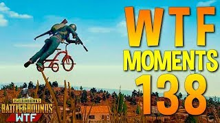 PUBG WTF Funny Moments Highlights Ep 138 (playerunknown's battlegrounds Plays)
