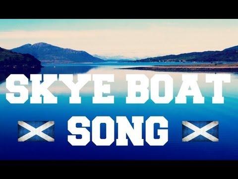 scottish skye boat song instrumental youtube