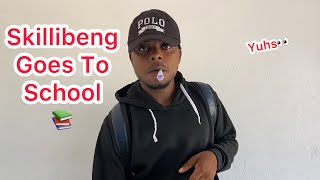 Skillibeng Goes To School | ft Kyng Tavii