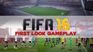 [TTB] FIFA 16 Gameplay - First Look - New Gameplay Features