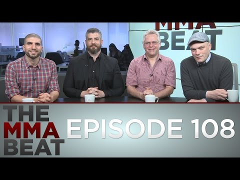 The MMA Beat: Episode 108