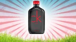 CK One Red For him (Fragrance Review)