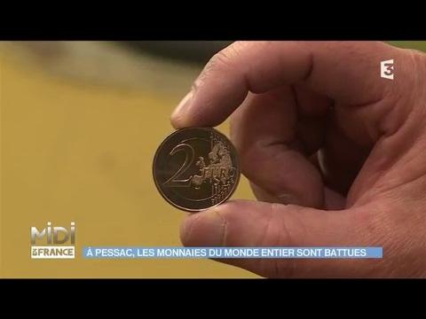 monnaie de paris voie romaine 33600 pessac