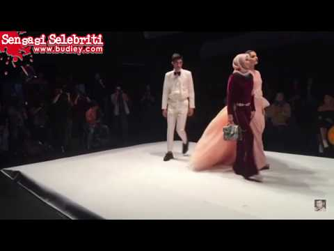 Persembahan Fesyen dari WATIE COLLECTION di World Fashion Week Malaysia 2017