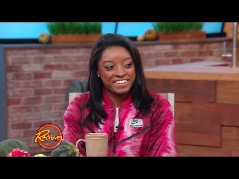 Olympic Gold Medalist Simone Biles on the Very Practical Place She Keeps Her Medals