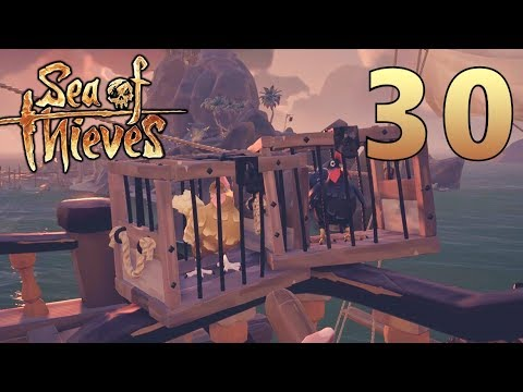 [30] Chicken Delivery Service!!!  (Sea Of Thieves Gameplay PC)