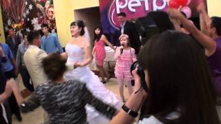 Диана Фурсова - Мир который нужен мне (на свадьбе), 8 лет