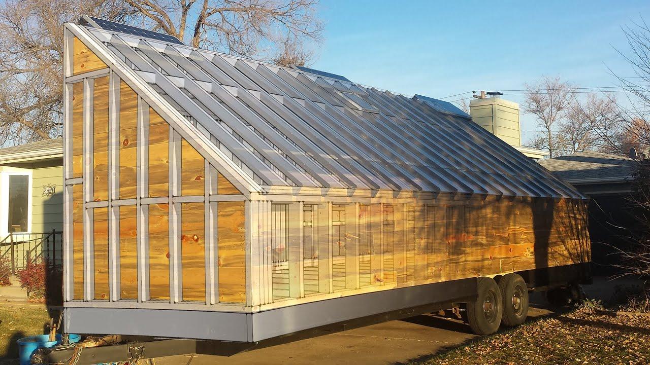 Solar Kiln Plans