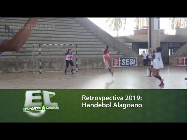 Retrospectiva 2019: Handebol Alagoano
