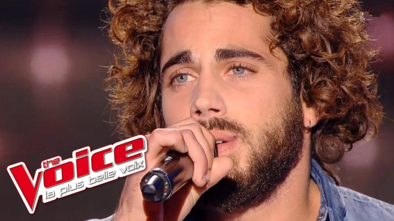 Download Marius - « All I Want » (Kodaline) - The Voice 2017 - Blind Audition