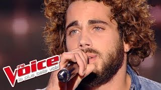 Marius - « All I Want » (Kodaline) | The Voice France 2017 | Blind Audition
