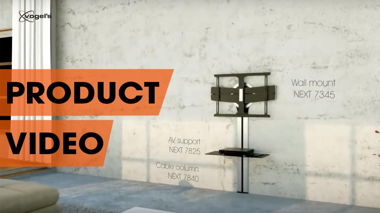 Vogel S Designmount Next 7345 Product Movie Youtube