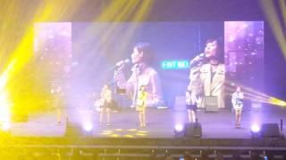 香港鄧鏡波書院50週年慈善音樂會--Super Girls