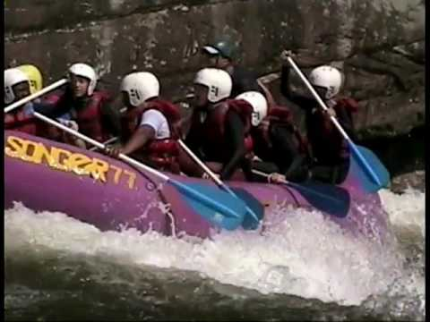 Songer White Water Rafting. West Virginia. Brookside Academy