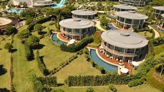 Отель для отдыха в Турции Calista Luxury Resort. Отель 5 звезд. Белек(, 2014-09-02T10:11:37.000Z)