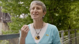 AGI's Earth Science Education Ambassador Sally Jewell: Using the Earth as Inspiration