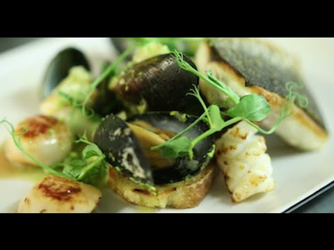 Seafood Masterclass | GB1 Restaurant | Grand Brighton | Alan White