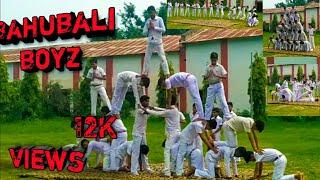 Bahubali Boys: Dangerous Human Piramit Positions   Sky  Chandrawal Lucknow.  201