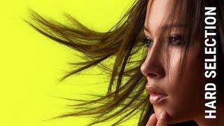 Выделение волос и других сложных объектов (Hard selections in Photoshop)