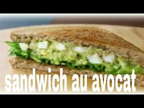 sandwich-avocat-:-recette-de-sandwich-avocat-œuf
