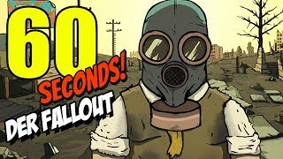 Fallout Drama Deluxe - 60 Seconds Gameplay German