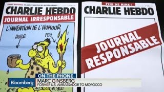 Charlie Hebdo Has Long History With Islam: Marc Ginsberg