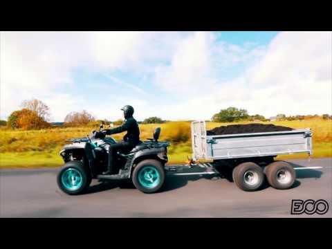 "ATV Trailer ""ECO 1500""  ( ATV & UTV Accessories )"