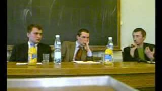 Państwo opiekuńcze - debata (Instytut Misesa vs Krytyka Polityczna) 5/8