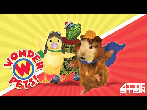1 HOUR LONG: WONDER PETS THEME SONG TRAP REMIX  [PROD. BY ATTIC STEIN]