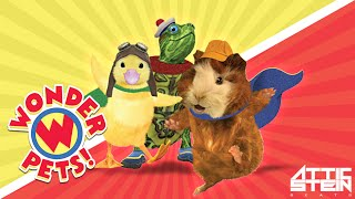 1 HOUR LONG: WONDER PETS THEME SONG REMIX  [PROD. BY ATTIC STEIN]