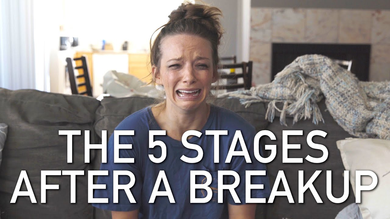 Download THE 5 STAGES AFTER A BREAKUP