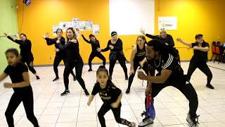 DURA - Daddy Yankee (ZUMBA) /  Choreo by Chanel Etienne