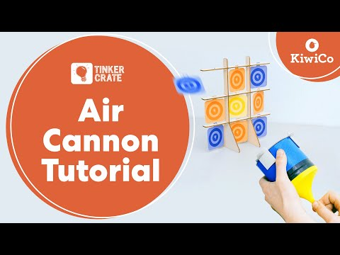 how to make an air cannon