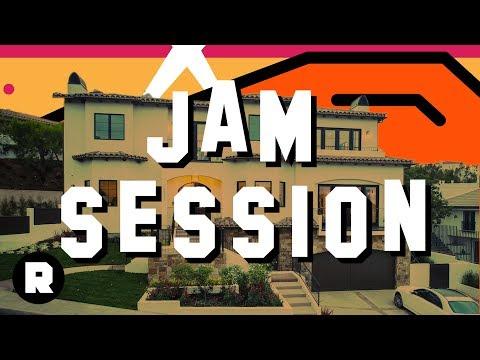 Exploring Serena Williams's New Home | Jam Session | The Ringer