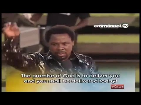 Download T B Joshua, the man behind the legend