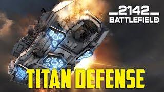 Battlefield 2142 - Titan Defense