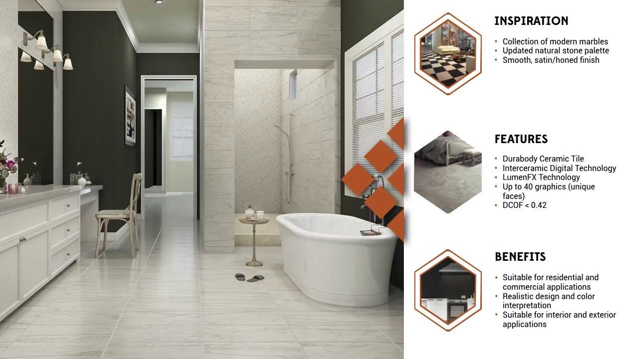 NARRATED WEBINAR 2018 Tile Launch Part 1 Durabody Ceramic & Wall ...