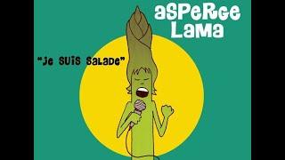 IMITATION - Serge Lama - FA SI LA PLANTER - ASPERGE LAMA